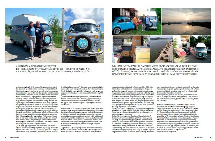 www.24ca.de Artikel in VW-Depo Part 2