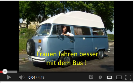 Video VW Bus